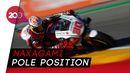 Nakagami Tercepat di Kualifikasi MotoGP Teruel