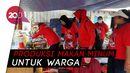 Melihat Dapur Darurat Untuk Korban Puting Beliung di Bekasi