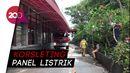 Asap di Pasaraya Manggarai Akibat Panel di Basement Terbakar