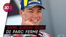 Nakagami Tak Menyangka Bisa Start Pertama di MotoGP Teruel