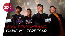 Jadi Pasar Game Video, Indonesia Bakal Dorong Industri Game Lokal