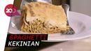 Masak Masak: Resep Spaghetti Panggang dengan Saus Bechamel