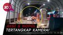 Mobil Terobos Palang Tol Jakasampurna Tanpa Bayar