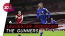 Jamie Vardy Jadi Mimpi Buruk Arsenal
