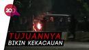 Pelaku Perusakan Kantor dan Pembakar Ambulans NasDem Ditangkap!