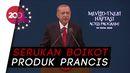 Kecaman Keras Erdogan kepada Macron dan Pemimpin Eropa