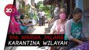 Satu RT Solo Di-lockdown Gegara Tak Tertib Karantina Mandiri