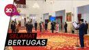 Sah! Jokowi Lantik 12 Duta Besar LBBP di Istana Negara