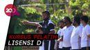 Dukung Kemajuan Sepakbola Nasional, Askot PSSI Parepare Gelar Kursus Pelatih