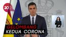 Corona Melonjak, Spanyol Darurat Nasional Kedua Kalinya