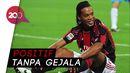 Ronaldinho Terjangkit Virus Corona