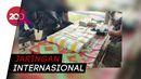 BNN Bekuk Kurir Pembawa Sabu dan Ekstasi Asal Malaysia