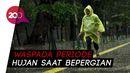 Tips dari BMKG Hadapi Cuaca Hujan Selama Libur Long Weekend