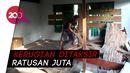 Gempa M 5,4 Terjang Mamuju Tengah, Sisakan Kehancuran Belasan Rumah