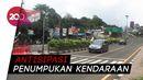 Siang Ini, Polisi Berlakukan One Way dari Puncak Menuju Jakarta