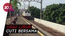 Puncak Arus Balik Penumpang Kereta Diprediksi Terjadi Awal November