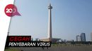 Monas Tutup di Long Weekend Gegara Corona