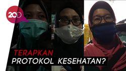 Antisipasi Pemudik yang Nekat Bepergian di Tengah Pandemi