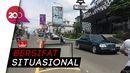 One Way Arah Jakarta Diberlakukan di Puncak Bogor