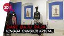 Video Pameran Artefak Kraton Peninggalan Sri Sultan HB II