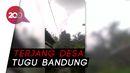 Puting Beliung Terjang Sukabumi, Rusak Rumah Warga