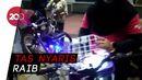 Rombongan Emak-emak Pesepeda Jadi Sasaran Jambret di Jakpus