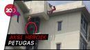 Petugas Evakuasi Lansia yang Akan Bunuh Diri dari Lantai 39 Apartemen Salemba