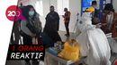 Puluhan Penumpang di Stasiun Bogor Jalani Rapid Test Acak