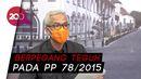 Tak Ikut Menaker, Ganjar Naikkan UMP Jawa Tengah 3,27%
