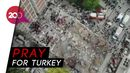 Penampakan Turki Luluh Lantak Diguncang Gempa M 7
