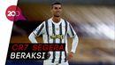 Cristiano Ronaldo Sembuh dari Covid-19