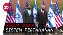 Ngomongin Rudal, Menhan AS Bertemu PM Israel Netanyahu