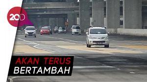 Hingga Minggu Sore, Sudah 17.347 Kendaraan Masuk ke Jakarta via Cipali