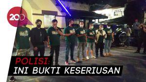 SPDP Pengeroyokan TNI oleh Anggota Klub Moge Diserahkan ke Kejaksaan
