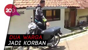 Aniaya Warga, 2 Anggota Geng Motor di Sumedang Ditangkap