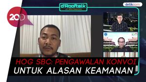 Alasan Konvoi Moge HOG SBC Gunakan Patwal