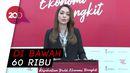 Dokter Reisa: Jumlah Kasus Aktif Corona di Indonesia Tinggal 12,7%