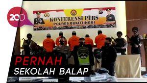 Ada ABG di Antara 5 Tersangka Pengeroyokan TNI oleh Klub Moge