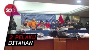 Begal Sepeda Marinir TNI Ditangkap