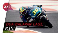 Mir Kian Kukuh di Puncak Klasemen Usai Menangi MotoGP Eropa