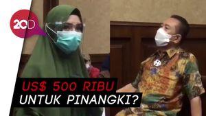 Djoko Tjandra Jadi Saksi di Sidang Kasus Fatwa MA Pinangki