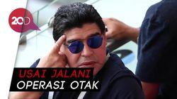 Maradona Segera Keluar dari Rumah Sakit