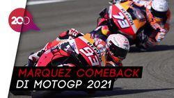 Marc Marquez Takkan Membalap Lagi di MotoGP 2020