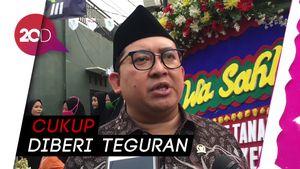Fadli Zon Minta Panglima TNI Bebaskan Prajurit yang Kena Sanksi Sambut Rizieq