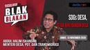 Blak-blakan Menteri Desa dan PDTT Abdul Halim Iskandar, Sesaat Lagi