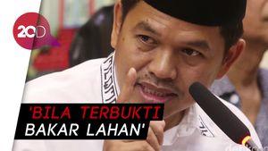 Komisi IV DPR Minta Izin Perusahaan Pembakar Lahan Papua Dicabut!