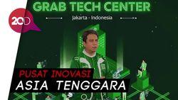 Grab Resmikan Tech Center di Indonesia