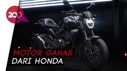 Keren Banget! Honda CB1000R 2021 Diluncurkan