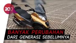 Piaggio MP3 500 HPE Sport Advanced, Skuter Bongsor Berkaki Tiga