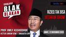 Blak-blakan Prof Jimly Soal Habib Rizieq dan Jokowi, Sebentar Lagi